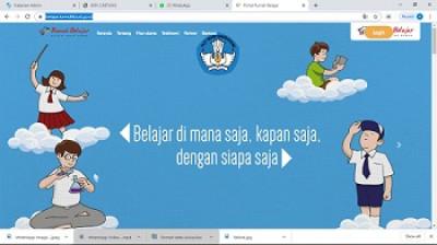 https://belajar.kemdikbud.go.id/